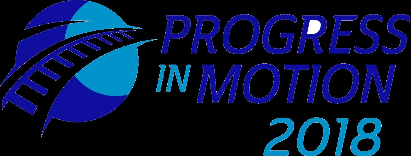 Progress In Motion Logo