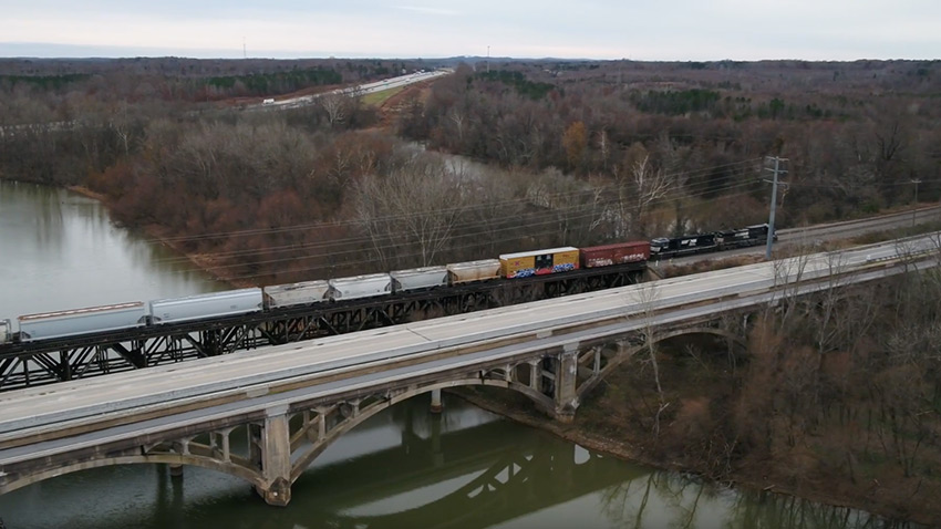 The North Carolina Railroad: Collaborating with Communities and Spurring Economic Growth