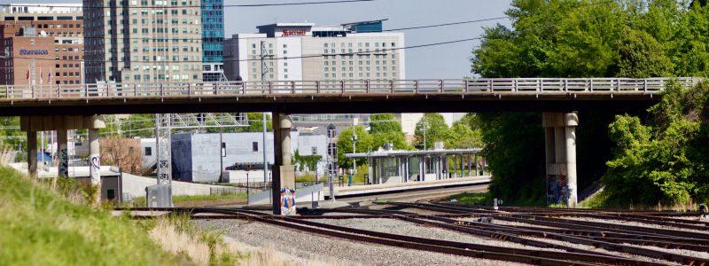 Raleigh, Boylan Avenue Bridge, 2020