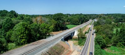 Crabtree Creek Bridge